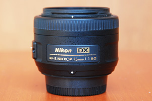 Review Lensa Prime Nikkor 35mm DX
