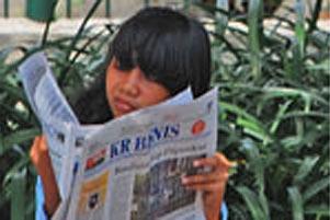 Kepergok Membaca