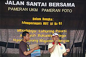 Thumbnail untuk artikel blog berjudul  Cerita KKN: Minggu ke-7: Peringatan Kemerdekaan