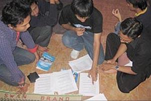 Thumbnail untuk artikel blog berjudul  Cerita KKN: Antara Esensi dan Birokrasi