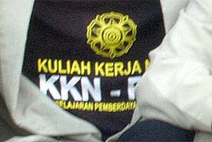 Thumbnail untuk artikel blog berjudul  Cerita KKN: 23 (-1) Anggota Tim KKN Unit 80 UGM