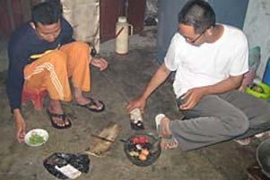 Thumbnail untuk artikel blog berjudul Cerita KKN: Konflik Masak dan Makan