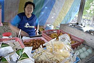 Thumbnail untuk artikel blog berjudul  Cerita KKN: Angkringan Nikmat Penyelamat