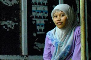 Thumbnail untuk artikel blog berjudul  Cerita KKN: Mbak Lina Laundry Zone