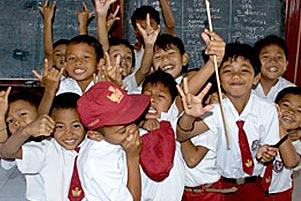 Thumbnail untuk artikel blog berjudul  Cerita KKN: Surga dan Neraka di Kelas 4 SD Kebondalem Kidul