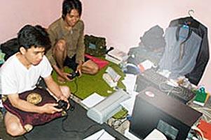 Thumbnail untuk artikel blog berjudul  Cerita KKN: Misteri Hantu Tono