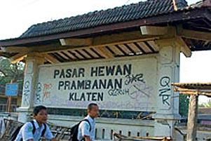 Cerita KKN: Prostitusi Pasar Sapi Prambanan