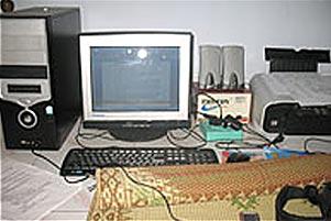 Thumbnail untuk artikel blog berjudul  Cerita KKN: Gara-Gara Virus