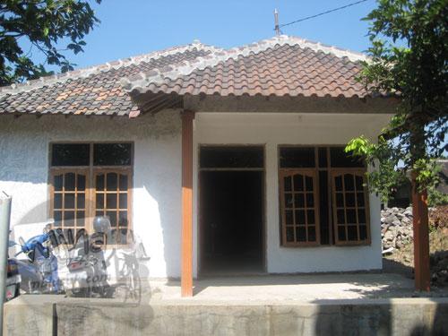Pondokan Mahasiswa KKN UGM Kebondalem Kidul, Prambanan di Rumah Kadipaten