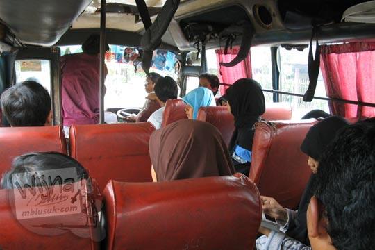 biaya rental bus dari jogja ke trenggalek