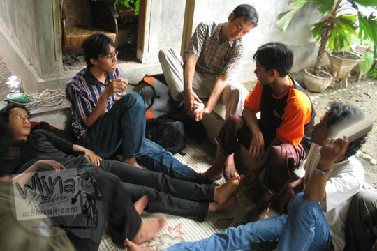 acara kumpul-kumpul mahasiswa matematika ugm pada zaman dulu di trenggalek jawa timur
