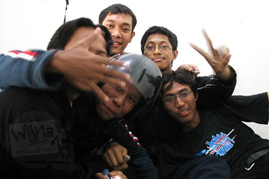 foto keakraban mahasiswa matematika ugm angkatan 2004