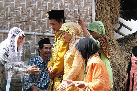 iring-iringan pengantin khas temanggung