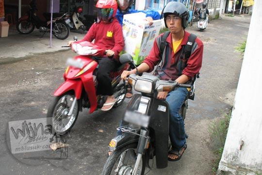 masa muda winkausyar wanranto naik motor