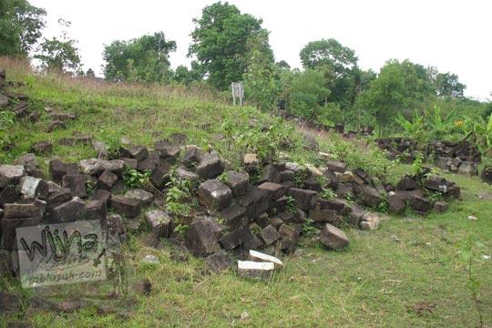 situs dawangsari prambanan pada zaman dulu
