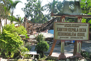 Ketika Gempa 2006 Meluluhlantakkan Kebondalem Kidul
