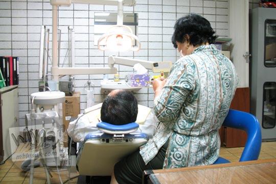 jadwal praktik dokter gigi di manggala wanabakti