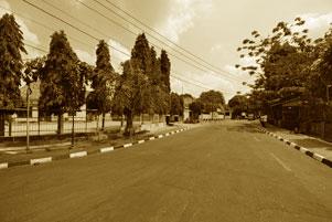 Sebutan Jalan ala Belanda di Yogyakarta
