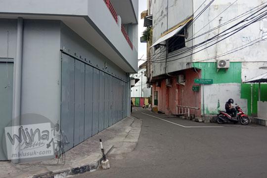 cabang jalan balapan dan jalan urip sumoharjo di kota yogyakarta