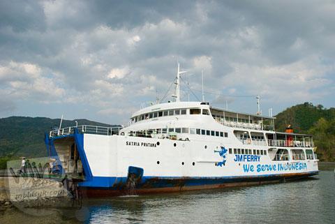 Jadwal Kapal Ferry dari Bali ke Lombok