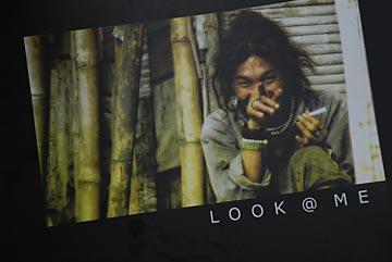 katalog pameran foto Agung Sukindra, Look @ Me di Bentara Budaya Yogyakarta November 2009