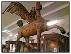 Bukti Keberadaan Ratu Pantai Selatan di Museum Nasional pada tahun 2009