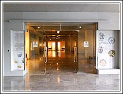 Interior Gedung Arca di Museum Nasional pada tahun 2009