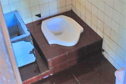 toilet sosial ngendog hajat kamarkecil