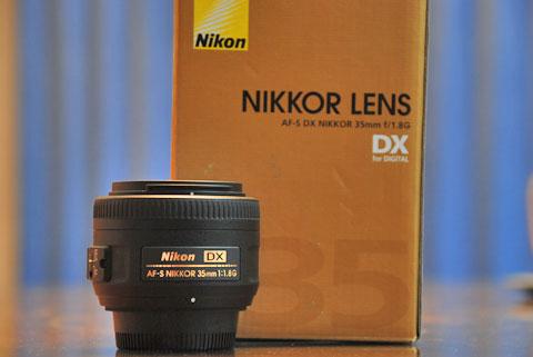 Review lensa nikon 35mm DX murah