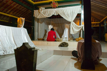 Makam Pangeran Purbaya di Berbah Belakang Bandara Adisucipto