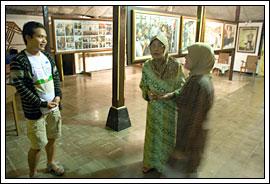 Pengasuh Susilo Bambang Yudhoyono semasa kecil