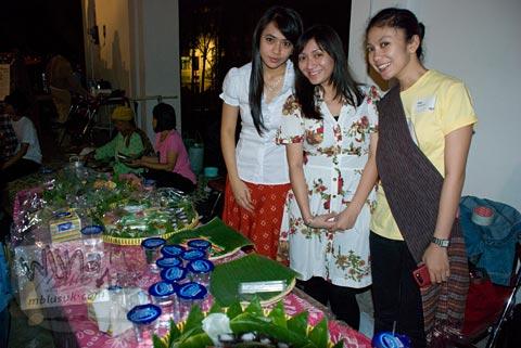 Foto blogger cewek cantik dan manis di Pesta Blogger 2009 Chapter Jogja