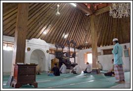 Foto Suasana Masjid Agung Kotagede tahun 2009