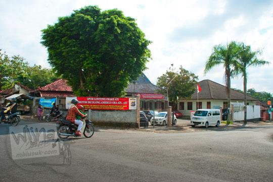 Alamat dan lokasi Kantor Desa Bangunjiwo di Kasihan, Bantul, Yogyakarta