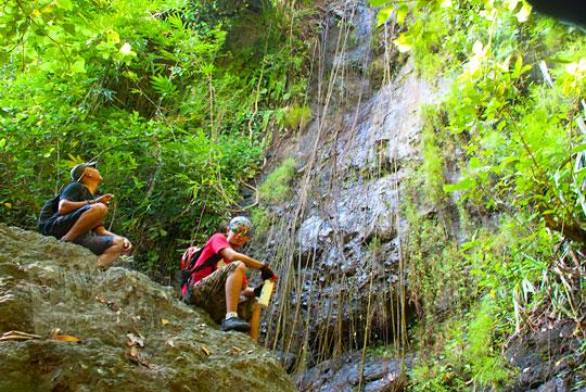 Air terjun besar di bantul dekat dengan curug seribu batu (cengkehan) di dusun Giriloyo, Wukirsari, Imogiri, Bantul, DI Yogyakarta