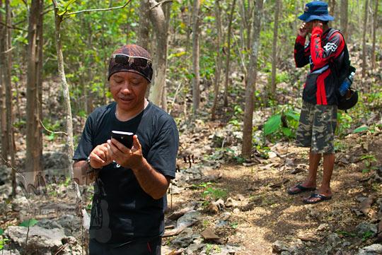Cerita orang yang tersasar saat mencari Gua lawa di Selopamioro, Imogiri, bantul karena mereka berbuat hal-hal tidak senonoh