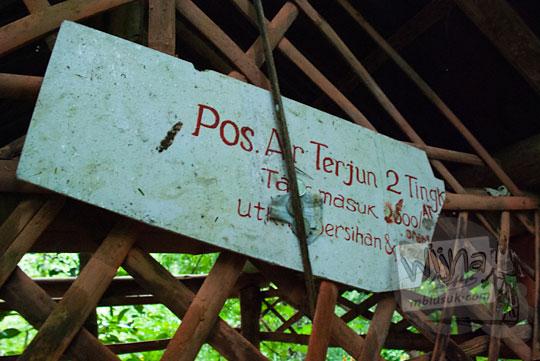 Pungutan liar di kawasan obyek wisata Suban Air Panas di kota Curup kabupaten Rejang Lebong