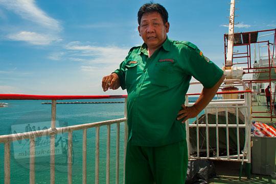 cerita bapak anak buah kapal feri virgo 18 pada zaman dulu Maret 2015