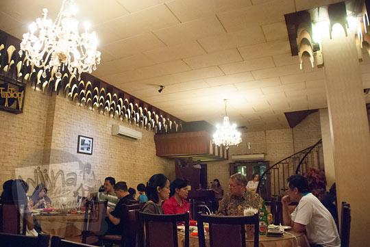 Rute Menuju Restoran Tip-Top Medan