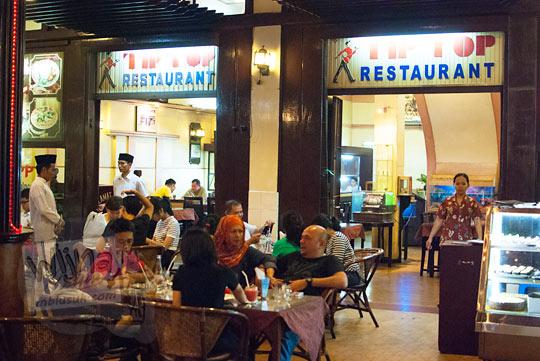 Peta Lokasi Restoran Tip-Top Medan