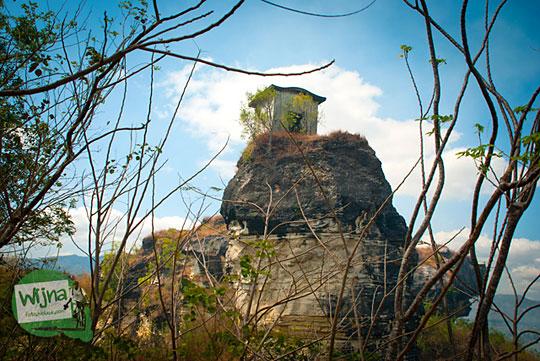 Kisah angker Rumah Dhemit di Klaten Jawa Tengah yang dahulu kala katanya difungsikan sebagai gudang mesiu