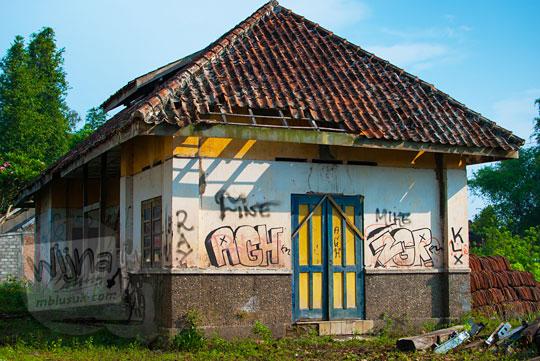 Cerita Rumah Dinas angker Kepala Stasiun Patukan, Ambarketawang, Yogyakarta