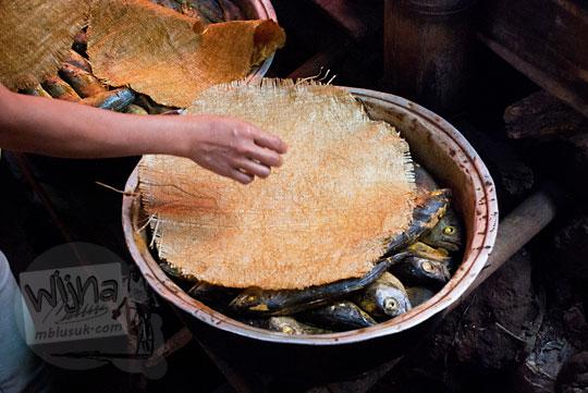 santapan ikan khas warga malino, sulawesi selatan