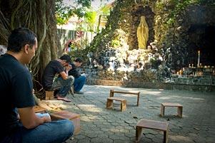 Thumbnail artikel blog berjudul Piknik di Sendangsono, Kenapa Enggak?