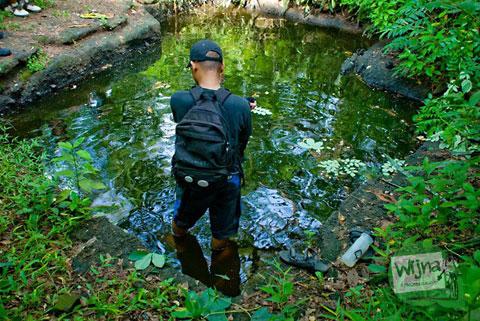 Makam Gunung Kelir Pleret Kyai Panjang Mas Ratu Mas Malang Amangkurat I Telaga Sendang Air