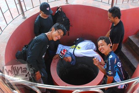 Khasiat dan asal-usul Sumur Gumuling pembawa berkah di Museum Purbakala Pleret, Bantul, Yogyakarta