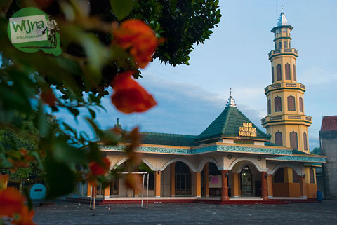 masjid pathok negoro yogyakarta, sultan agung, di babadan baru, depok, di tahun 2010
