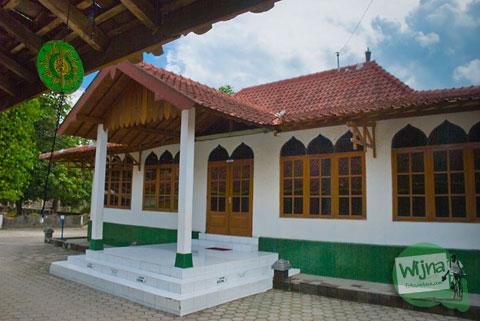 masjid pathok negoro yogyakarta, nurul huda, di dongkelan, tirtonirmolo di tahun 2010