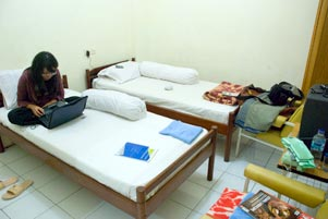 Thumbnail untuk artikel blog berjudul  Road Trip Banjar-Dieng: Transportasi dan Akomodasi