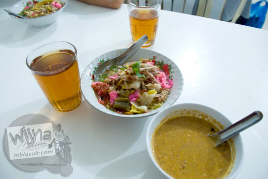 Review rasa lezat Soto Ayam Pak Loso Purwokerto di tahun 2008